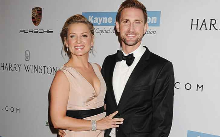 41 Years American Actress Jessica Capshaw Is In a Married Relationship Since 2004; Shares Four Children With Husband Christopher Gavigan