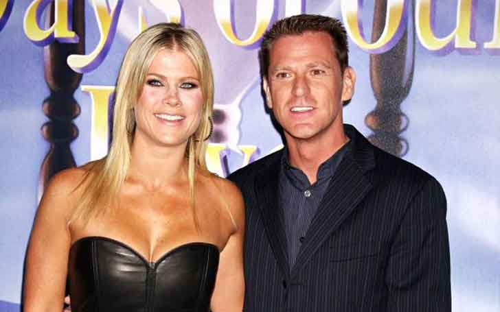 41 Years Hollywood Actress Alison Sweeney's Married Relationship With Husband David Sanov; The Couple Shares Two Children