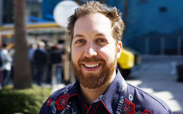 43 Years American Billionaire Entrepreneur Chris Sacca's Married Relationship With Wife Crystal English Sacca