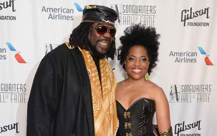 46 Years American Singer Rhonda Ross Kendrick's Longtime Married Relationship with Husband Rodney Kendrick; Do They Share One Son?