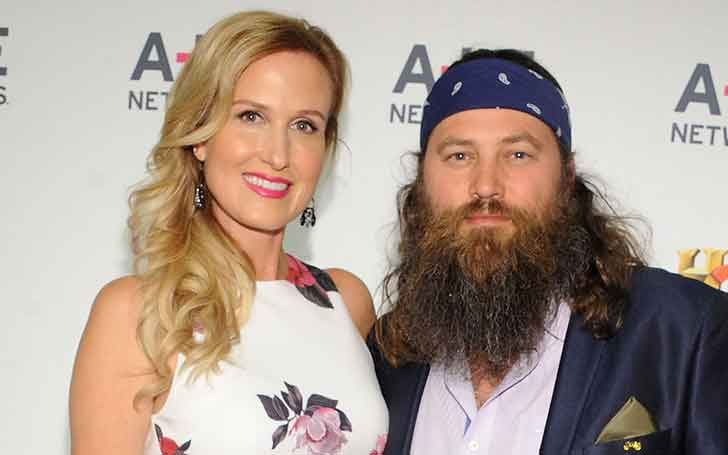 46 Years American TV Personality Willie Robertson's Longtime Married Relationship With Wife Korie Robert; His Family Life And Kids