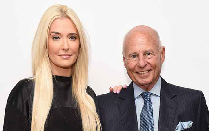 47 Years American Singer Erika Jayne Is In A Longtime Married Relationship With Husband Thomas Girardi; Know About Her Family Life And Son