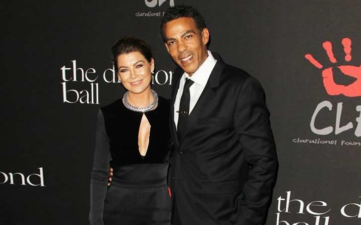 Greys Anatomy Actress Ellen Pompeo Married Since 2007 Her Husband
