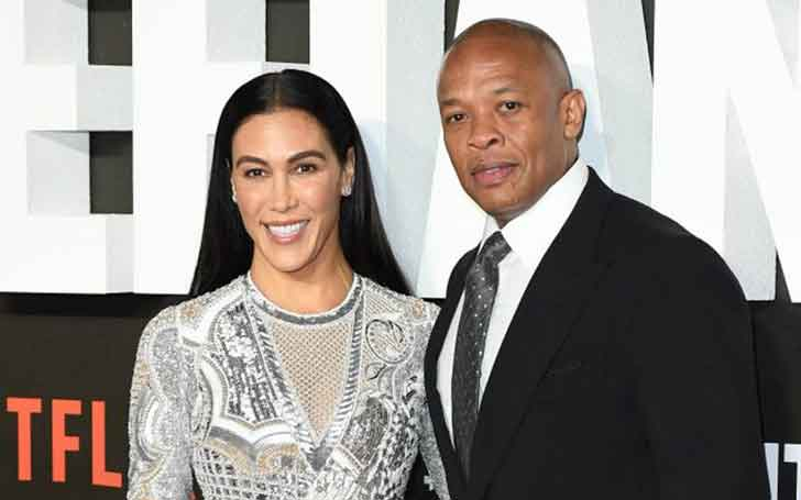 53 Years American Rapper Dr Dre's Longtime Married Relationship With Wife Nicole Young; Details About His Kids and Family Life