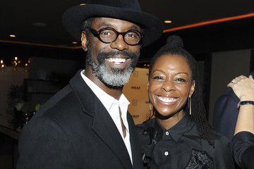 54 Years American Actor Isaiah Washington Is In a Long Time Married Relationship With Wife Jenisa Garland; Do They Share Children?