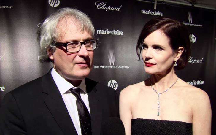 56 Years Academy Award Nominee Actress Elizabeth Mcgovern's Longtime Married Relation With Simon Curtis; The Downtown Abbey Couple Became Real Life Couple