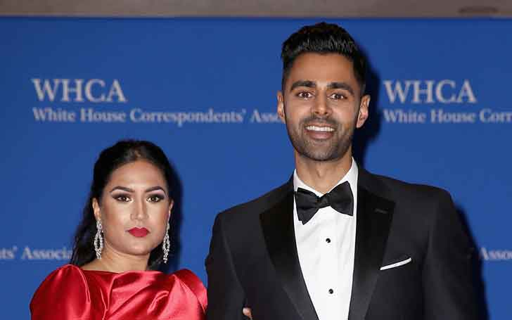 6 Feet Tall American Comedian Hasan Minhaj's After Wedding Relationship With Wife Beena Patel