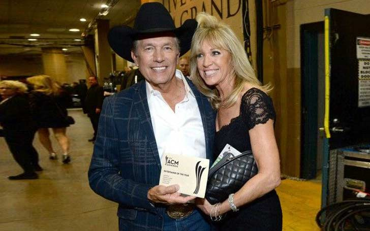 46 Years Gone And Many More To Go; American Country Singer George Strait Delightful Marriage Life With Wife Norma And Children