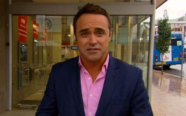 A Current Affairs', reporter Ben McCormack's shameless activity has led him to destroy his 25-year of a reporting career
