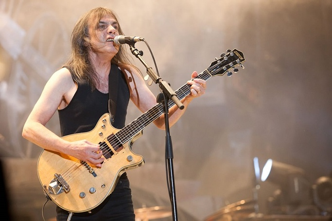 AC/DC Guitarist and Co-Founder Malcolm Young, Dead at 64