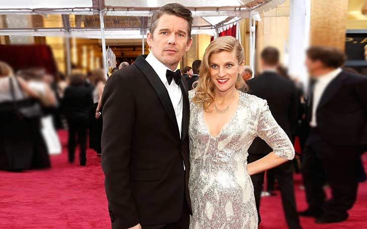 Academy Awards Winning Actor Ethan Hawke Married Twice, Is Now With Wife Ryan Hawke; What About His Past Affairs?