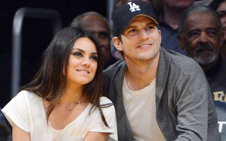 Mila Kunis and Ashton Kutcher s Love Story Is a Real-Life Rom-Com