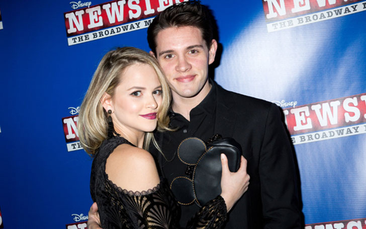 Actor Casey Cott is Dating a Mystery Girlfriend slamming all the Gay Rumors. Is he getting Married? Find out his Affairs