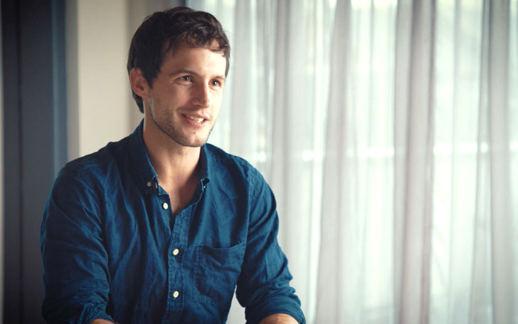Actor Rob Heaps not Dating anyone; The young actor is focused in his Career; No time for Relationship