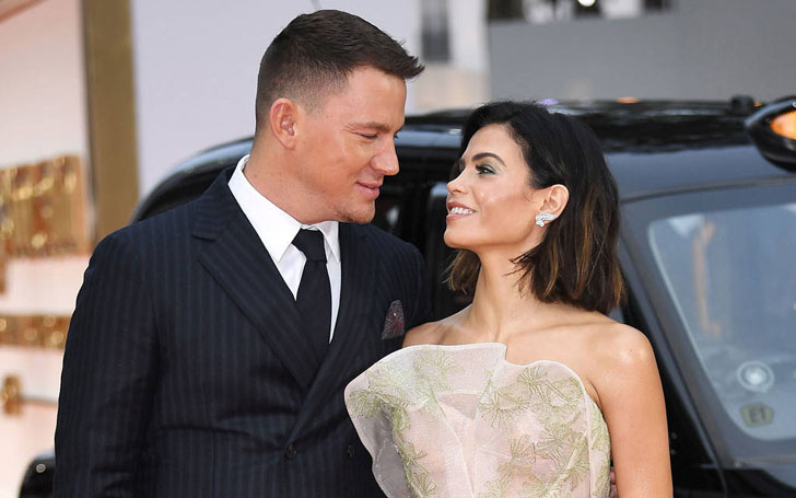 Actor Channing Tatum And Jenna Dewan Split After Nine Years Of Marriage