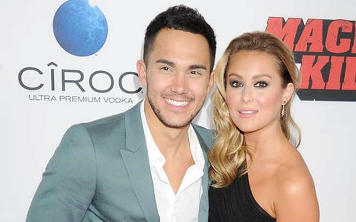 Actress Alexa Vega and her husband Carlos Pena Jr. are expecting a baby