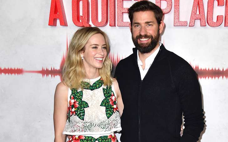 Actress Emily Blunt and John Krasinski Marriage Life; Know about their Children