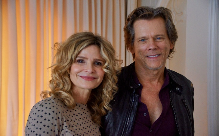 Hollywood's favorite Couple; Actress Kyra Sedgwick and her Actor-Husband Kevin Bacon, See their Married life
