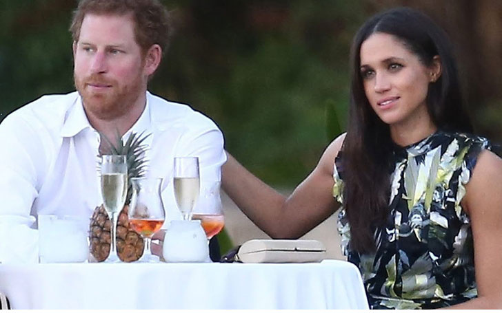 prince harry and meghan markle dating pics