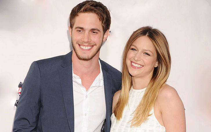 Actress Melissa Benoist Married With Blake Jenner In 2015