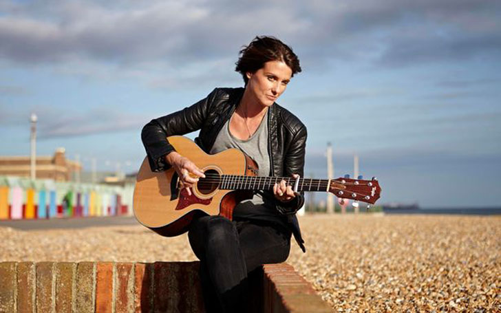 Happy Couple; Heather Peace and Ellie Dickinson, see their ...