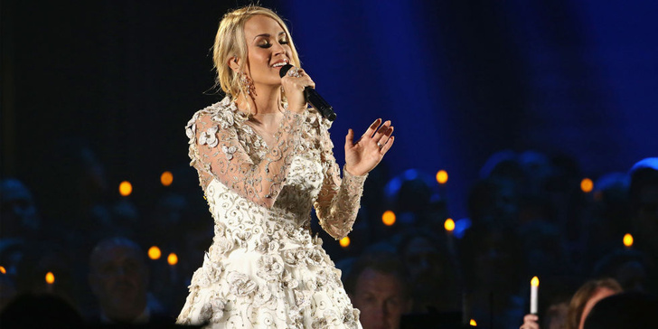 After a Wrist Surgery and 40 Stitches in Her Face, Carrie Underwood is Doing Well Now: Reports