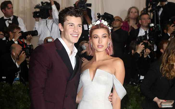 Canadian Singer Shawn Mendes Made Appearance At The Met Gala 2018 With Hailey Baldwin; Are They Confirming Their Relationship?