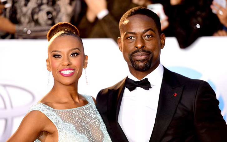Primetime Emmy Award Winning Actor Sterling K. Brown's Relationship With Wife Ryan Michelle Bathe; Faced Trouble At First But Still Together; How Many Children Do They Share?