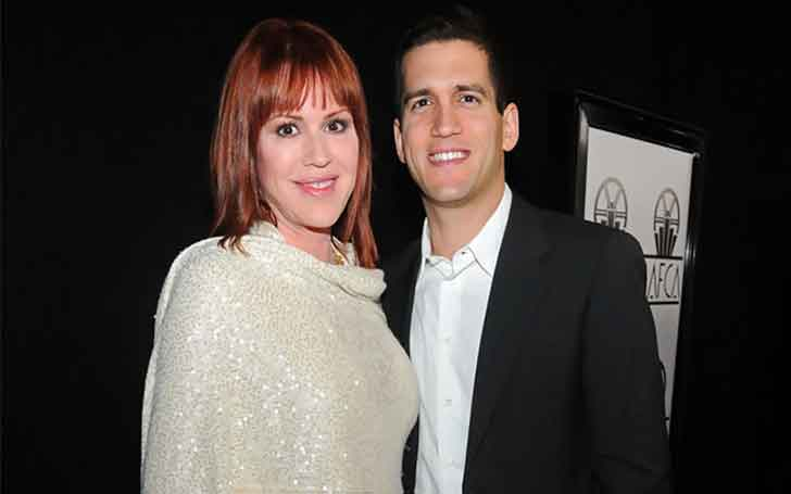 American Actress Molly Ringwald Married Twice And Is A Mother Of Three Children; Who Is Her Current Husband; Divorced Ex-Husband In 2002