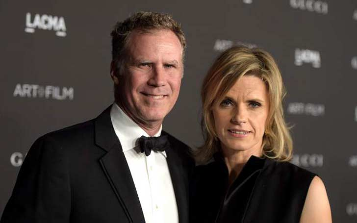 Holywood Actor Will Ferrell's Married Relationship With Wife Viveca Paulin; They Share Three Children; How Is Their Marriage Life Going?