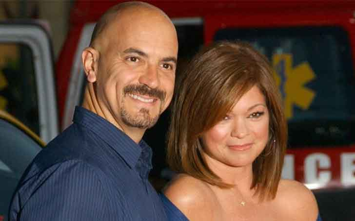 Age 56, Hollywood Actress Valerie Bertinelli Married Twice And Is In A Relationship With Husband Tom Vitale Since 2011; Her Family Life And Children