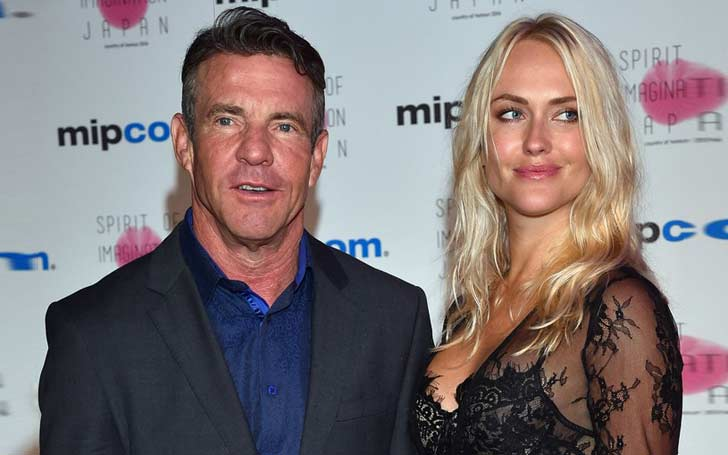 Breaking Away Actor Dennis Quaid, 64 Is Dating Model Santa Auzina, 31 After Three Divorces