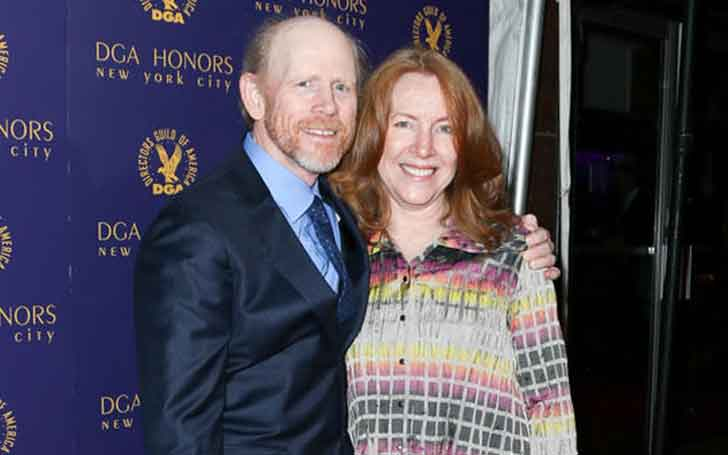 40-Years of Long Term Marriage; Hollywood Film Maker Ron Howard's Married relationship with Wife Cheryl Howard; Their Journey Together With Children