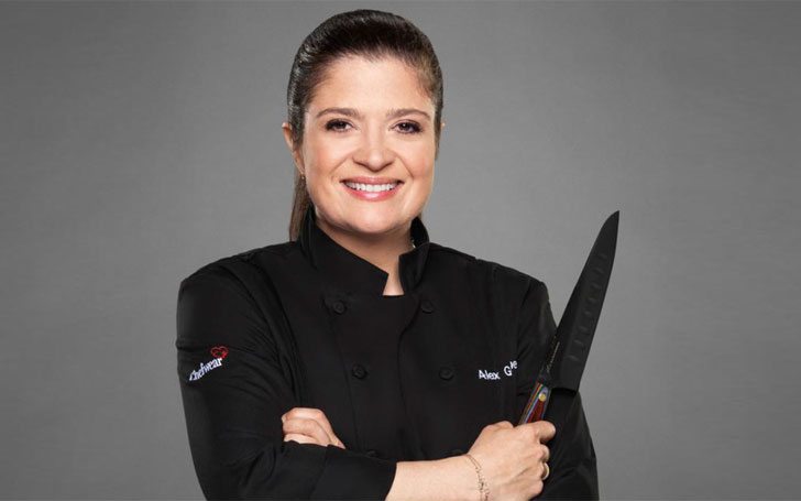 Chefs Turned Lovers, Alexandra Guarnaschelli and Brandon Clark's Amazing Love Story, Happily Married Couple!