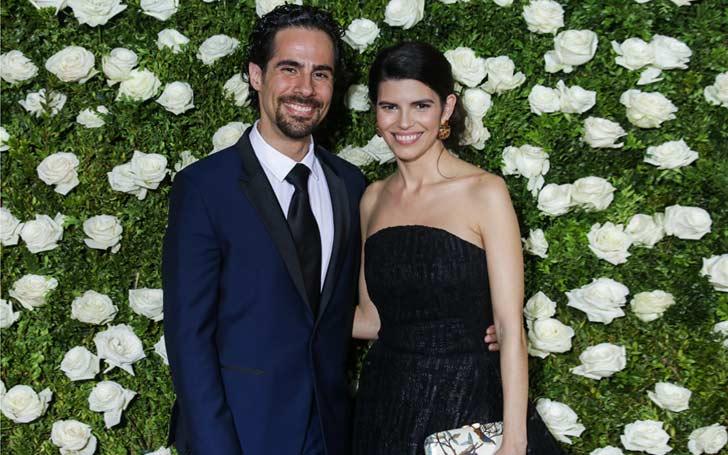 Alex Lacamoire Happy Married Life  with Wife Ileana Ferreras; Any Children Between Them?