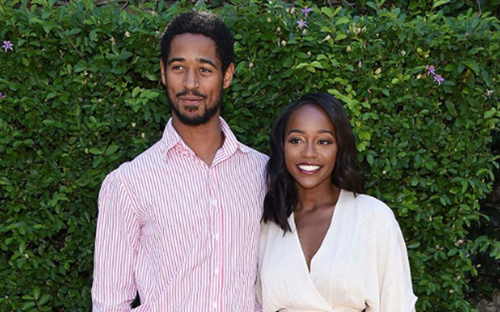 Are HTGAWM's Aja Naomi King & Alfred Enoch Dating? | Aja ...