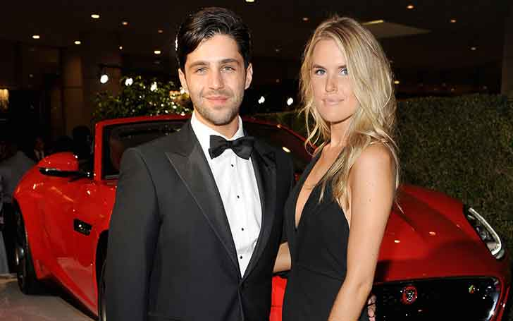 American Actor Joshua Peck Is In a Marital Relationship With Paige O'Brien For About a Year: Giving Serious Relationship Goals