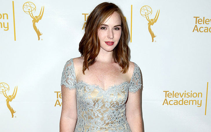 American actress Camryn Grimes currently Dating someone; See her Affairs and Relationship
