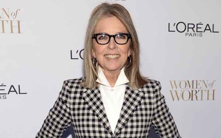 American Actress Diane Keaton Has Two Children; Does She Have A Husband Or Dating Someone?