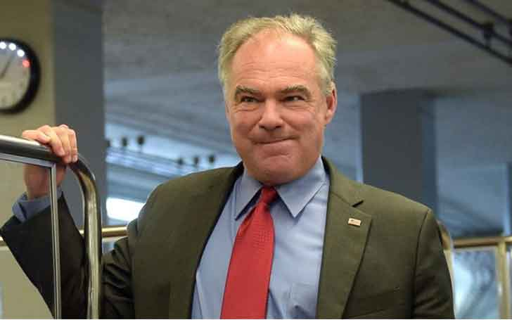 American Attorney-Politician Tim Kaine Is In A Longtime Married Relationship With Wife Tim Kaine; Their Family And Children