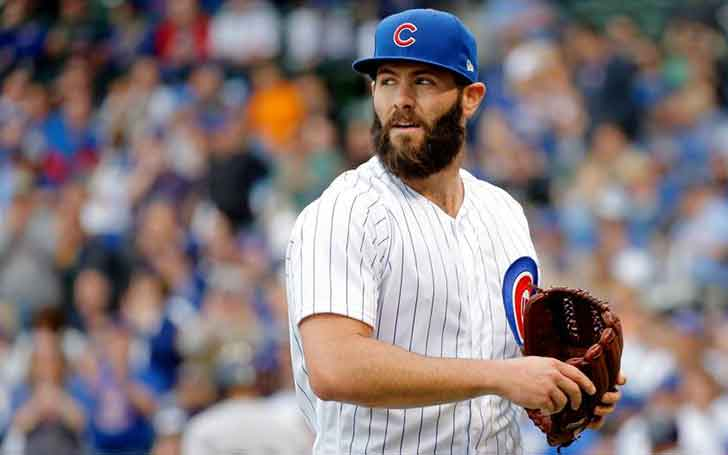 American Baseball Pitcher Jake Arrieta's Married Relationship With Wife Brittany Arrieta; Has Two Children