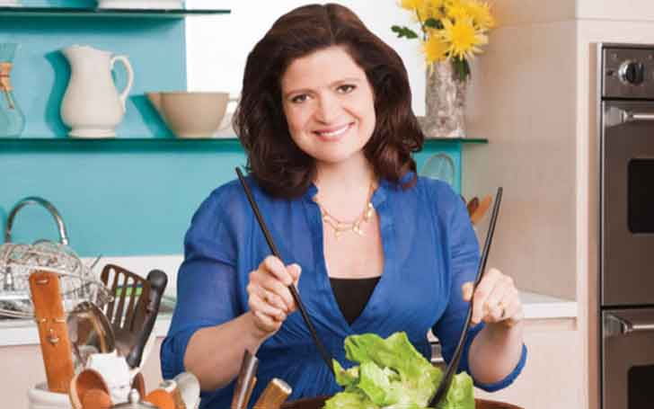 American Chef Alex Guarnaschelli Life With Daughter Ava Clark And Husband Brandon Clark