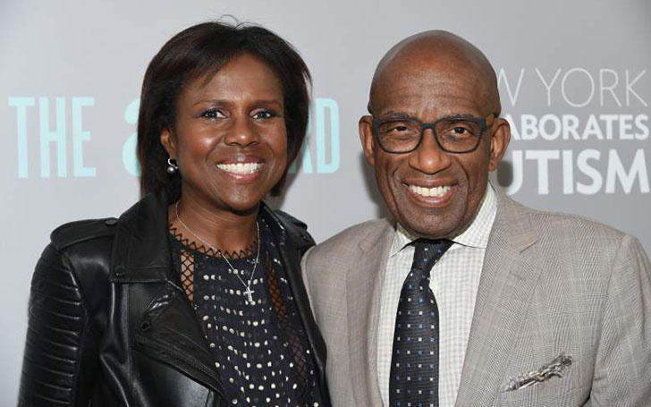 American meteorologist Al Roker married to Deborah Roberts after divorce with wife; See his Affairs and Children