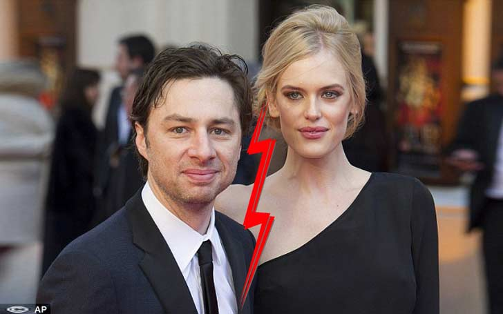 American Model Taylor Bagley Dating Someone After Divorce With Boyfriend Zach Braff; Her Past Affairs At Glance