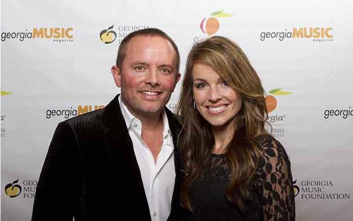 American Music Artist Chris Tomlin's Married Relationship With Wife Lauren Bricken; Details Of His Family And Children