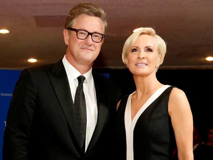 American Newscaster Mika Brzezinski Current Fiance Joe Scarborough The Probable Reason For Divorcing Ex-husband Jim Hoffer