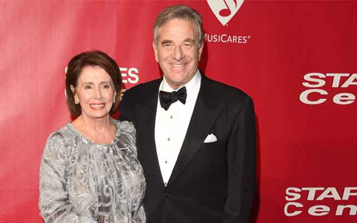 American Political Personality Nancy Pelosi's Longtime Married Relationship With Husband Paul Pelosi; Their Family Life And Children