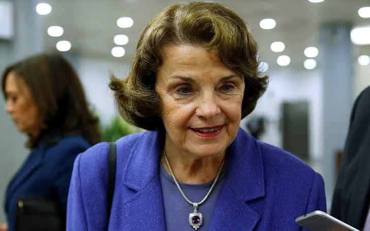 American Politician Dianne Feinstein Married To Her Third Husband; Her Second Husband Died Due To Cancer; Details On Her Political Career