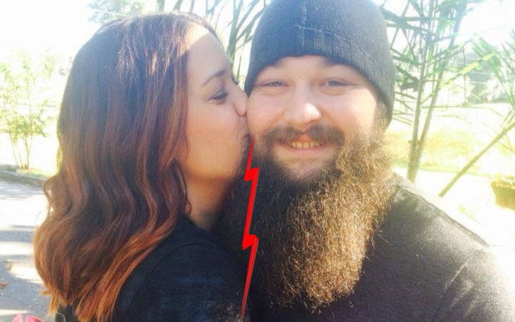 Pro Wrestler Windham Lawrence Rotunda Accused Of Infidelity By Ex- Wife Samantha Rotunda, Allegedly Dating Young  Ring Announcer JoJo Offerman