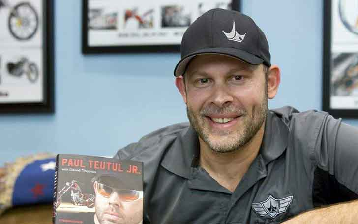 Paul Teutul Jr. Is Married To Wife Rachael Biester-What Makes Their Relationship b Special? Find Out Here!!